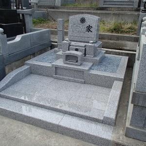 甲府市 S様 新規墓地工事