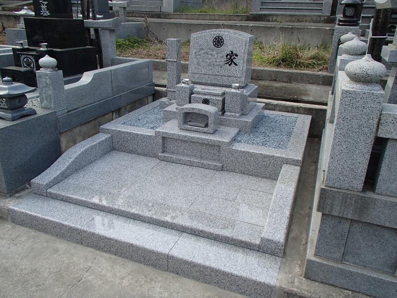 甲府市 S様 新規墓地工事のサムネイル