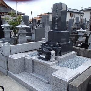 甲府市 N様 新規墓地工事